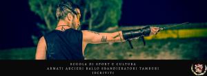 Scuola di sport e cultura-Armati Arcieri Ballo Sbandieratori tamburi